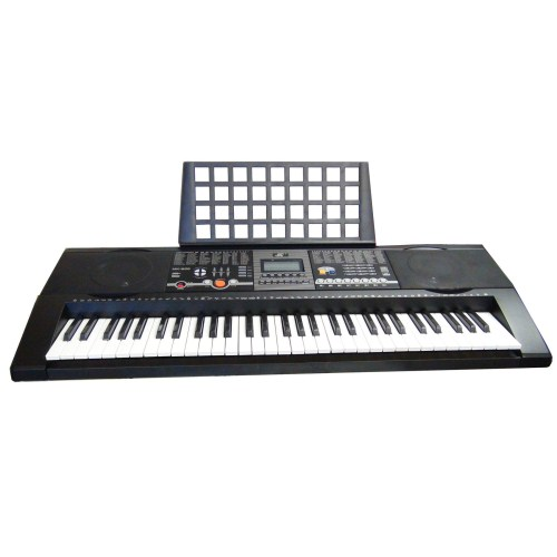 clavier mk906 usb midi lcd 61 touches e piano keyboard. Black Bedroom Furniture Sets. Home Design Ideas