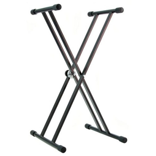 X shape keyboard stand support mk x2 for keyboard for Stand pliant